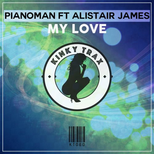 Pianoman Ft Alistair James – My Love