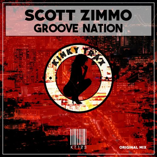 Scott Zimmo – Groove Nation